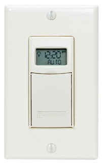 EI600LAC INT IN-WALL DIGITAL 7 DAY ASTRO TIMER 20 AMP 24-277V LIGHT ALMOND