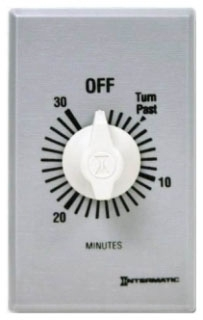 FF30MC INT 30 MIN SPST WALL TIMER 20A125V WITHOUT HOLD