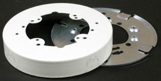 V5737A WMD IVORY 5-1/2 DIA EXT BOX 1/5/CTN