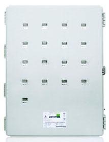 6X317-CFG LEVITON MM MMU XL 17 MTRS 3P4W