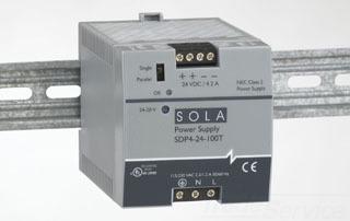 SDP4-24-100LT SOL 24V 3.8A LOW PWR DIN RAIL POWER SUPPLY