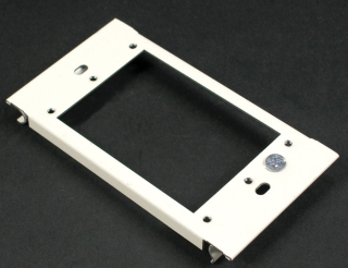G6007C1 WMD 1G GRY DEVICE PLATE 1/20/CTN