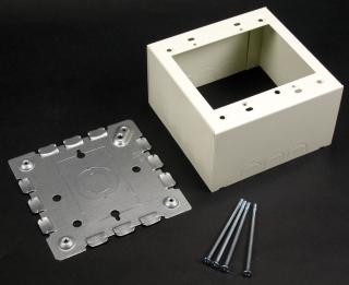 V5744S-2 WMD IV 2-G SWITCH & RECEPT BOX 1/5/CTN