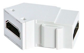 WP1234-WH P&S HDMI KEYSTONE INSERT WHITE (M10)