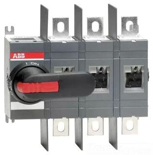 OT400U03 ABB 3P SW 400A NF UL98 600