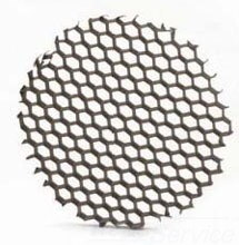 15679BK KICHLER ACCESSORY HEXCELL LOUVER 78392701368