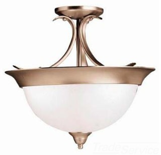 3623NI KIC SEMI FLUSH 3 LT.
