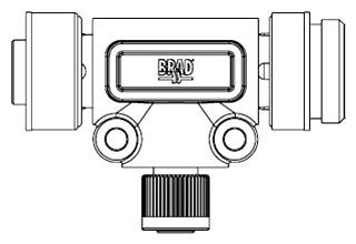 DND3020 B-H MC 5P TEE MICRO DROP 78678849469 1300390341