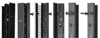 EC6D7 HOFFMAN 6X84 DBL SD VERT CBL MGR 78351019177