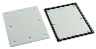 GGP150180 HOFFMAN GLAND PLATE, CUTOUT 150X180