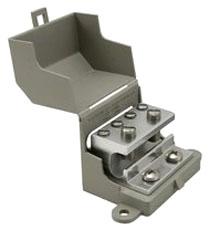 GBT-1/0-M-W/C ILSCO AL MEC (M)1/0-8 (T)(4) 2-14 ULMNT W/CVR 78366900065