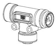 61056 B-H MC 3P TEE - 3-WIRE TAP 78678820597
