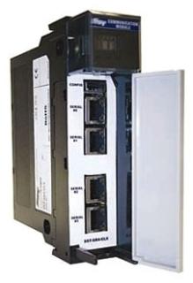 SST-SR4-CLX-RLL WOODHEAD 4 SERIAL MODBUS CHANNELS FOR ALLEN-BRADLEY CONTROLLOGIX 1120780001