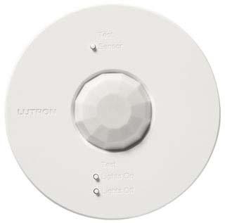 LRF2-VCR2B-P-WH LUTRON VACANCY SENSOR 02755783198