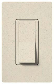 SC-1PS-LS SINGLE POLE LIMESTONE LUTRON