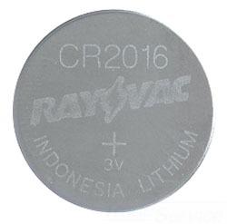 KECR2016-1G RAY 3V LITH BAT.