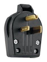 5710AN CWD ANGLE PLUG 2P-3W 50A 250V 6-50P CORD.56-1.31