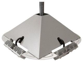 QDPBG LUMARK QUADCAST LED PARKING GARAGE, 6