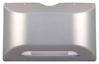 PGF1P DUALLITE LED SCONCE PLATINUM SILVER HIGH OUTPUT 4 78252086610