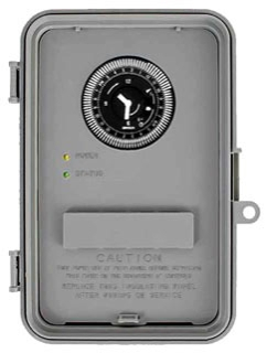WHAVQ4 I-MATIC 24 HOUR WATER HEATER TIMER W/BATTERY BACKUP, 40A SPDT/DPDT, AUTO-VOLTAGE- PLASTIC INDOOR ENCLOSURE 07827514099