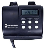 HB880R I-MATIC OUTDOOR DIGITAL 2 OUTLET GROUNDED TIMER W/ASTRO FEATURE 07827514013