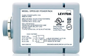 OPP20-D2 LEV 20A POWER PACK W/ AUTO ON, MANUAL ON
