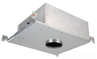 HR-3LED-H18D-ICA WAC LTG LED 3IN NEW CONSTRUCTION HOUSING 20W IC, AIRTIGHT