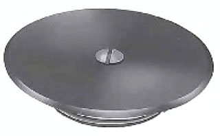 1043-S WAL SS BLANKING PLATE