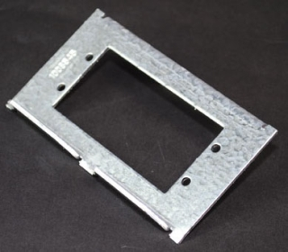 RFB6-AAP WIREMOLD RFB6 DEVICE PLATE W/ EXTRON AAP