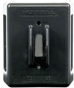 HBL1390 HUB NON-METALLIC NEMA 1 SWITCH ENCLOSURE