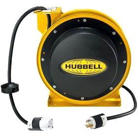 HBL45123C HUB 12/3 15A 125V 45FT CORD REEL