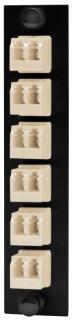 FSPLCDM6BE HUBBELL DUPLX FBR ADPT PNL 66262030459