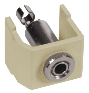 SF35SJEI HUBBELL 3.5MM STEREO SNP-FIT