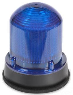 125LEDSB120A EDWARDS 125 LED, STEADY BLUE, 120VAC 78264005045