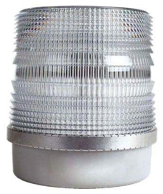 92PLCC-N5 EDWARDS STROBE 120V AC CLEAR 78264021665