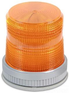 105XBRMA24D EDWARDS 105 XBR LED, Steady/Flashing, Amber, DIV 2, 24V DC 78264005220