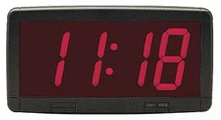 1900MS12-24 EDWARDS DIGITAL_CLOCK 78264020334