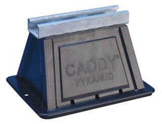 PSF6C ERICO PYRAMID, FIXED STRUT, 6