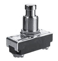 SS228-BG SEL PUSHBUTTON SWITCH SPST (ON)/OFF N.O. 15AMP@125VAC