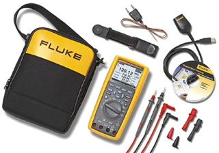 FLUKE-289/FVF FLK TRUE-RMS FVF LOGGING MULTIMETER COMBO KIT W/TRENDCAPTURE