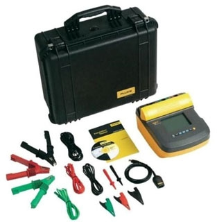 FLUKE-1550C/KIT FLUKE 5KV INSULATION TESTER KIT 3665127