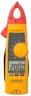 FLUKE-365 FLUKE DETACHABLE 200A TRMS AC/DC CLAMP