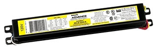 ICN2S40N35I ADVANCE ELE BALLAST (2) F40T12 120-277V 78108707487