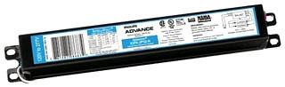 IOP2P59N35I ADVANCE ELE BALLAST (2) F96T8 120-277V 78108713562
