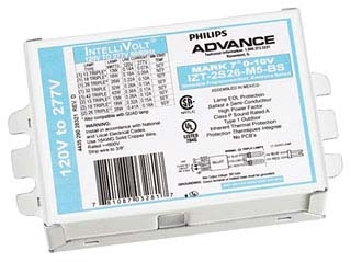 IZT2T42M5BS35M ADVANCE ELE DIM BAL (2) 42W CFL (4-PIN) 120-277V 78108703007