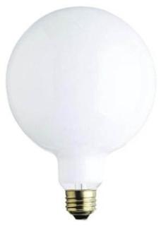 0310800 WESTINGHOUSE 100W G40 STD BASE WHITE