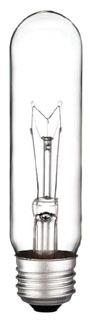 0371200 WESTINGHOUSE 60 WATT T10 INCANDESCENT VIBRATION RESISTANT LIGHT BULB