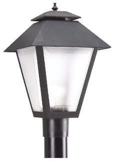 82065-12 SEAGULL ONE LIGHT OUTDOOR POST