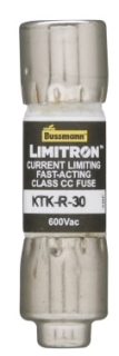 KTKR10 BUS 600V LIMITRON FUSE