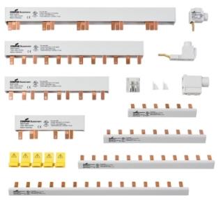 ECAPMP BUSS 2 RO 3-PHASE ENDCAP 1000V DC (50)